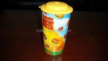 New modern manufacturer 3d straw cup