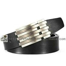 4cm wide men's genuine leather belt