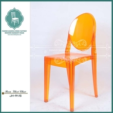 wholesale victoria acrylic ghost chairs for weddings
