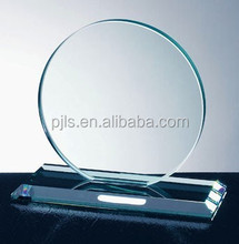 Dia 150mm Round Jade Glass Awards Economy At your target Price Factory Direct Sales