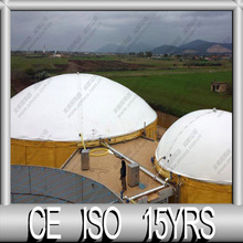 High Quality Membrane Biogas Storage Tank for Biogas Plant in Italy