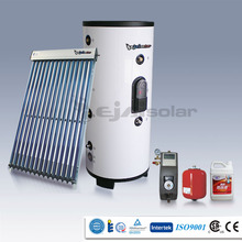 200L Split Pressurized Heat Pipe Vacuum Tube Solar Water Heater System