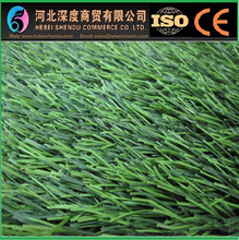 artificial lawn for soccor field with latex coated back