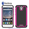 factory outlet pc+silicon cell phone case for alcatel one touch pop astro