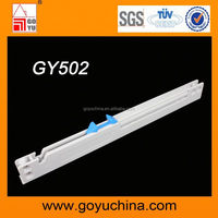 high quality standard rubber stopper sliding door channel with hydraulic system sliding door track roller