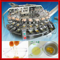 0086 13592420081 Eggs Processing Machine Commercial Egg Breaker