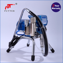High quality low noise best tool electric airless paint sprayer