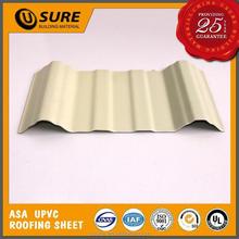 colorful plastic spanish light weight ceramic roof tile