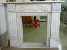 Decorative fireplace mantles on sale from China