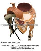 Best Leather Western Saddle
