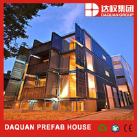 Shipping container homes for sale from india/ two bedroom prefabricated container house
