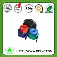 2015 hot selling large tube pvc black hoses 2 inch