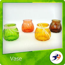 Wholesale Glass Vase Antique Vases Red Glass