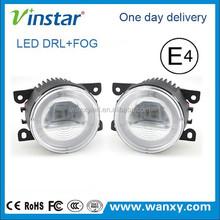 High bright Daytime Running Light DRL Daylight Fog Lamp Day Lights For Opel