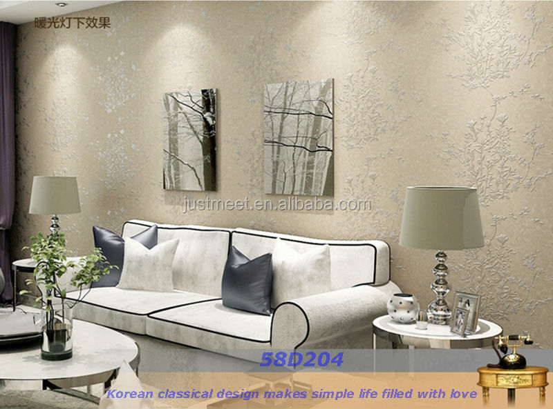 Interior 3d decorative nude wallpaper for wall for walls