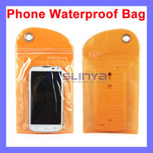PVC Beach Necessity Outdoors Waterproof Bag for iPod