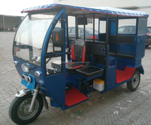 hottest taxi Electric Auto Rickshaw, Electric Tricycle for Passengers, Battery Operated Electric Tricycle