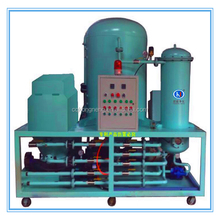 Kongneng vacuum used engine oil recycling system with double temperature control