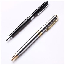 Good product custom color promotion metal ball pen for corporate gifts