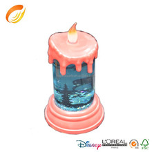 Different design Decorative led Candle With Oil