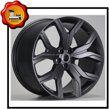 20in RAYS forged aluminum black matt alloy wheel made in Japan ET40 pcd139.7