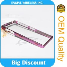 hot selling products for n7000 galaxy note i9220 metal aluminum bumper case