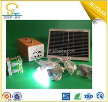 6w Promotion price waterproof maintenance free poly crystalline silicon USB Function solar energy kit