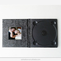 wholesale compact disc/cd/dvd case for gift wedding producer