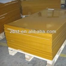 1200 mm * 2000 mm de la pu de la hoja, 85 shore A de poliuretano hoja, De china de poliuretano hoja de fabricación