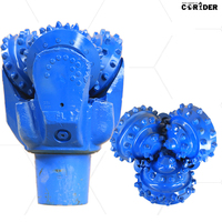 high performance hard rocks drill head for oil rig / oil drilling head for hard rocks drilling