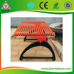 Outdoor Stainless Steel Benches,Wrought Iron Garden Bench,Metal Lounge Bench