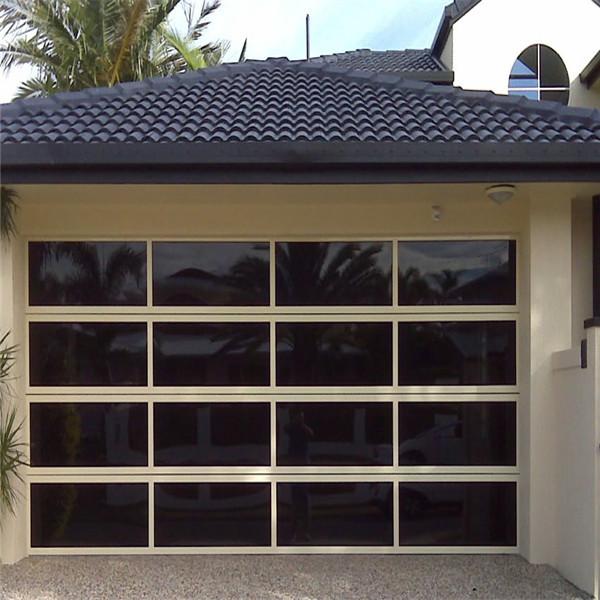 Insulated glass garage door sizes and prices view garage roller door
