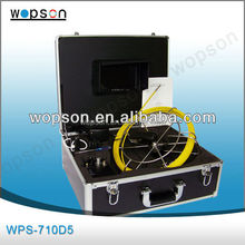 6mm mini camera pipe inspection system with aluminum alloy case