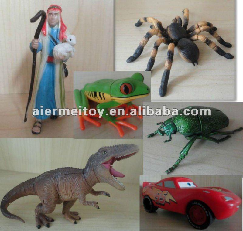 quảng cáo tùy chỉnh nhựa người nhỏ đồ chơi oem hành động con số nhân vật hoạt hình hình đồ chơi