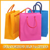 (BLF-PB1332) best reusable shopping bags for Kraft paper color printing