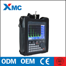 Two measuring modes: continue/single ultrasonic flaw detector