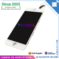 100% guarantee high quality Phone repair parts replacement touch screen display for iPhone 6