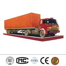 3mx18m 100 ton digital electronic truck scale