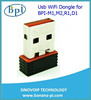 wireless networking connection Banana pi wifi USB Adapter