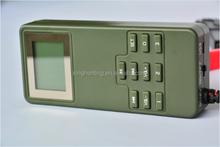 Deserto dispositivo macchina elettronica di uccelli mp3 chiamata 50w, caccia agli uccelli chiamare impermeabile con timer on/off