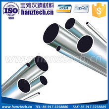zirconium alloy tube pipe china supplier