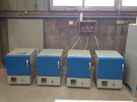 cheap electric muffle furnace for sintering metal ceramic 4.5L capacity