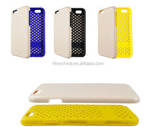 Hybird PC&TPU Shockproof Rubber Rugged 2in1 Case Cover For Apple 4.7'' iPhone 6