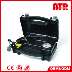 High quality 260psi case 12V DC POWER JACK air compressor for car