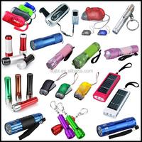 Top Quality Customized Promotion Aluminum Mini Led Flashlight,Manual Dynamo Flashlight,Mini Led Torch light