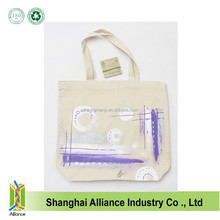 Canvas Handbag Funny Bags Lovely Shoulder Cotton Shopping Tote Purse