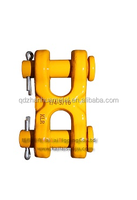Rigging Hardware 1/4 H Type Twin Clevis Links