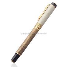 engraved pattern customized roller ballpoint pen