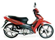 HS125-A3 dirt bike