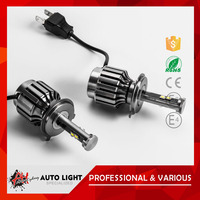 Hot Selling High Standard Competitive Wholesale 6500K Waterproof Auto 12V Led Headlight H4